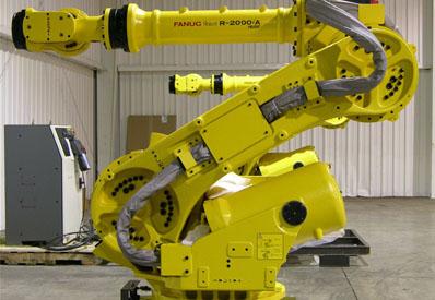 Industrijski roboti