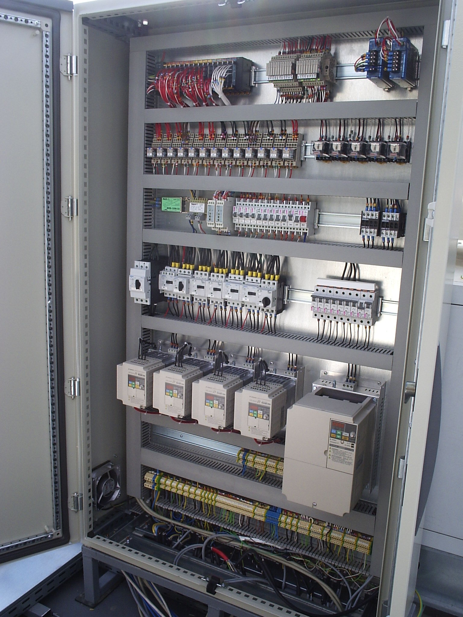 Proizvodnja ormara energetike i automatike